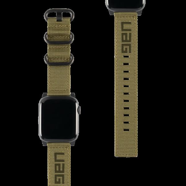 "UAG Nato Velcro Strap for Apple Watch 44"" / 42"""