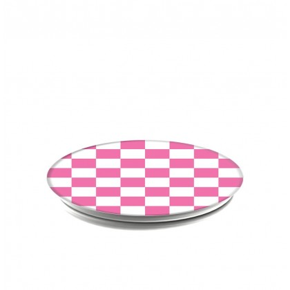 PopSockets - Checker Pink [online exclusive]