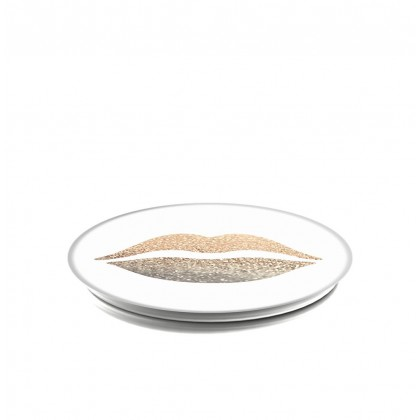 PopSockets - Gold Lips [online exclusive]