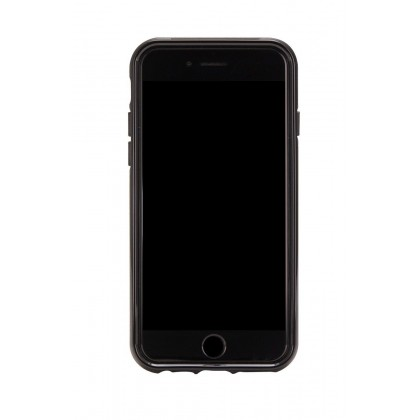iPhone PLUS 6/7/8 Richmond & Finch Fashion Protective Case (Glossy Black Marble)