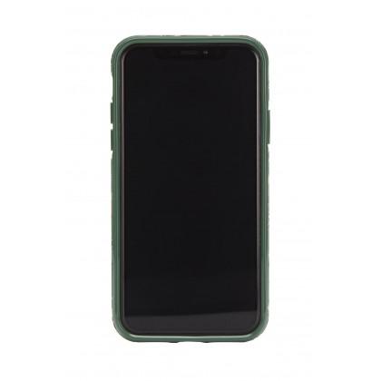 iPhone XS Max Richmond & Finch Fashion Protective Case (Matte Green Leopard)