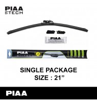 "PIAA - Si-Tech Silicone Flat Wiper Blade (Single : 21"")"