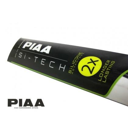 """PIAA - Si-Tech Silicone Flat Wiper Blade (Single : 18"""")"""