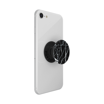 PopSockets Popgrip - Black Marble - Phone Grip