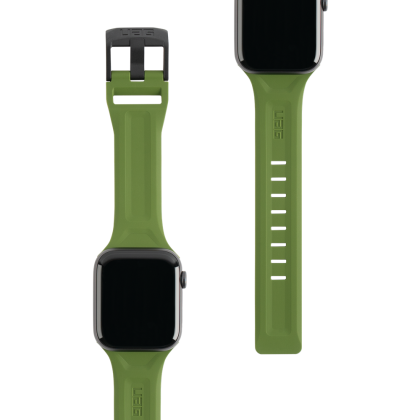 SCOUT SILICONE WATCH STRAP FOR APPLE WATCH (44MM)