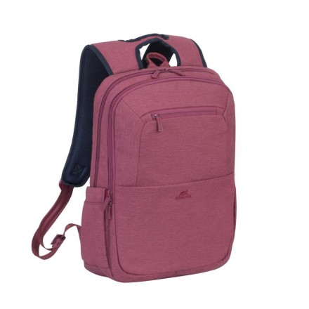 "Rivacase - Suzuka Laptop Backpack 15.6"" (Red)"