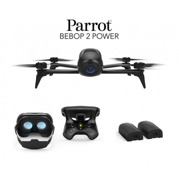Parrot - Bebop 2 Power Drone Edition