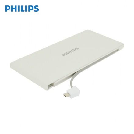 Philips - PHDLP1130S Li-Polymer Micro + USB 10000mAh Powerbank