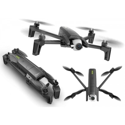 Parrot ANAFI Extended Pack Drone (Ultra Compact Flying 4K HDR Camera)