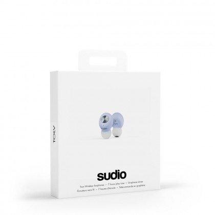Sudio - Tolv True Wireless Earbuds